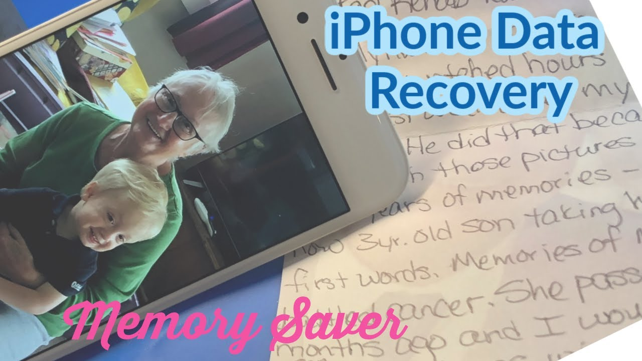 Recovering Data from a Brain Dead iPhone