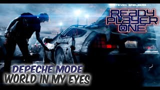 Download Video Ready Player One - Depeche Mode - World In My Eyes (Cicada Mix) MP3 3GP MP4