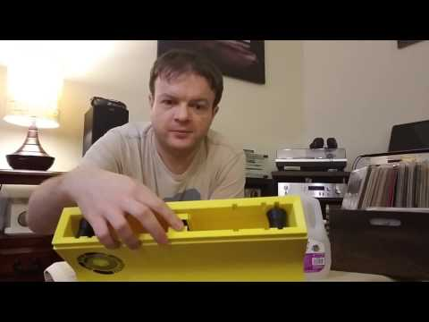 Spin Clean Vinyl Record Cleaner Review and Demo - #VC Vinyl Community