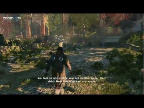 NeverDead - Gameplay Highlights (Full HD 1080p)