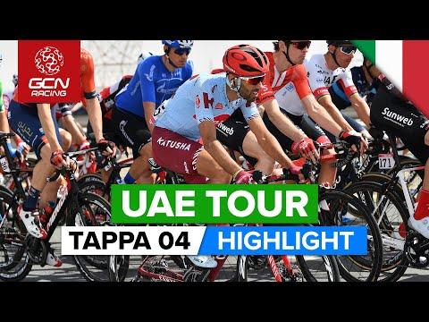 UAE Tour 2020 Sintesi della quarta tappa | Zabeel Park › Dubai City Walk from YouTube · Duration:  4 minutes 5 seconds