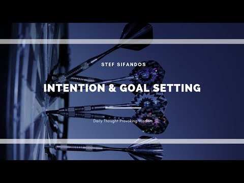 Intention & Goal Setting