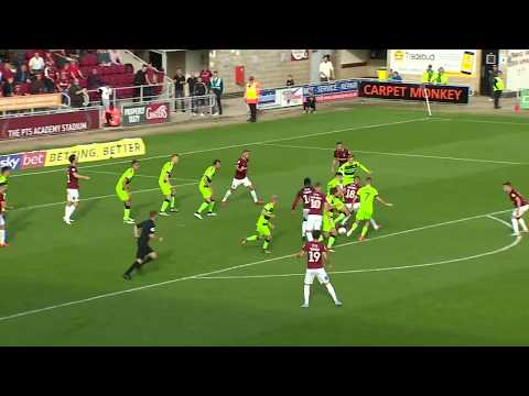 HIGHLIGHTS: Northampton Town 2 Forest Green Rovers 1