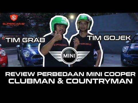 Review Perbedaan Mini Cooper Clubman & Countryman