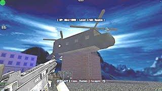 Counter-Strike: Zombie Escape Mod - ze_ASSAULT_ESCAPE4 on MILFEscape
