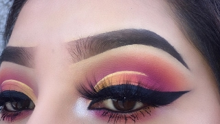 Colorful Makeup Tutorial   Jocy Reyes