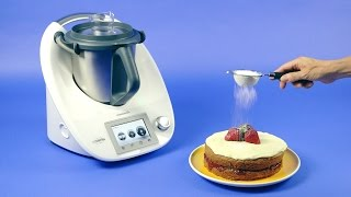Thermomix Tm5 - Weight, Tare, Weigh, Whisk - Buttercream Icing, All Done In One Bowl