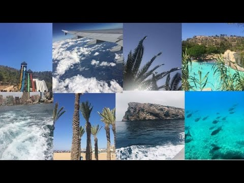 Benidorm Holiday Vlog 2016 | Demi McCord