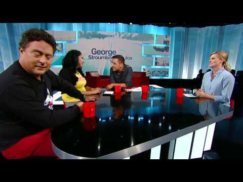 The Panel: Sean Cullen, Jenn Robertson and Eman ElHusseini on Strombo 101613