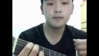 CÔ GÁI NGÀY HÔM QUA (VŨ CÁT TƯỜNG) GUITAR TUTORIAL P1