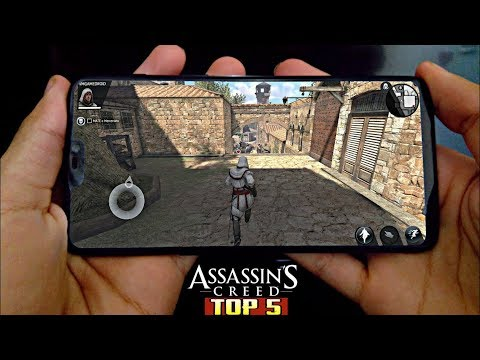 TOP 5 Assassin's Creed Games For Android 2019/2020