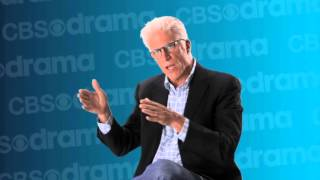 CBS DRAMA TED DANSON CHEERS WEB INTERVIEW