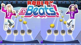 Roblox: Robeats / DANCE DANCE COMPETITION! 💃🕺