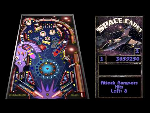 Full Tilt! Pinball - 03 - Space Cadet