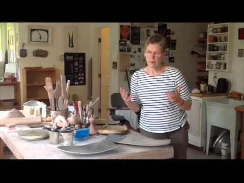 Mary Barringer - Pottery by Design