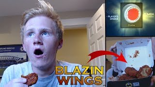 *EXTREME* HOT WING ROCKET LEAGUE CHALLENGE