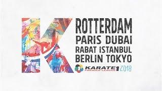 ROTTERDAM 2018  -  CHOBOTAR VALERII (UKRAINE)- ARAGA RYUTARO (JAPAN,