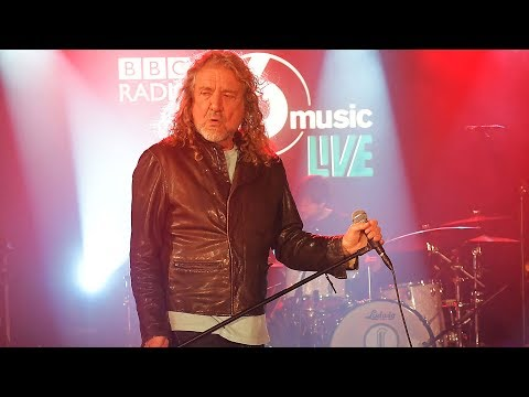 Robert Plant - Whole Lotta Love (6 Music Live)
