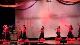 KCS Summer Dreams 2015 - Lal Dupatta
