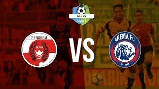 Jadwal Laga Uji Coba Arema FC Vs Perseru Hari Ini  Pukul 15.00 WIB