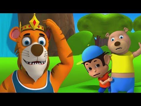 Sher Nirala Himmatwala | Hindi Nursery Rhymes | शेर निराला | Hindi Poems | Kids Tv India