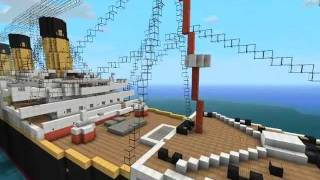 Minecraft: R.M.S Titanic |W.I.P|