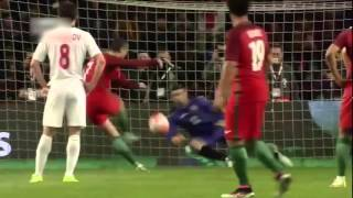 Portugal vs Bulgaria 0-1 Cristiano Ronaldo MISSED Penalty ( Friendly Match )