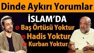 Hamza Yardımcıoğlu - İhsan Eliaçık | Dinde Aykırı Yorumlar