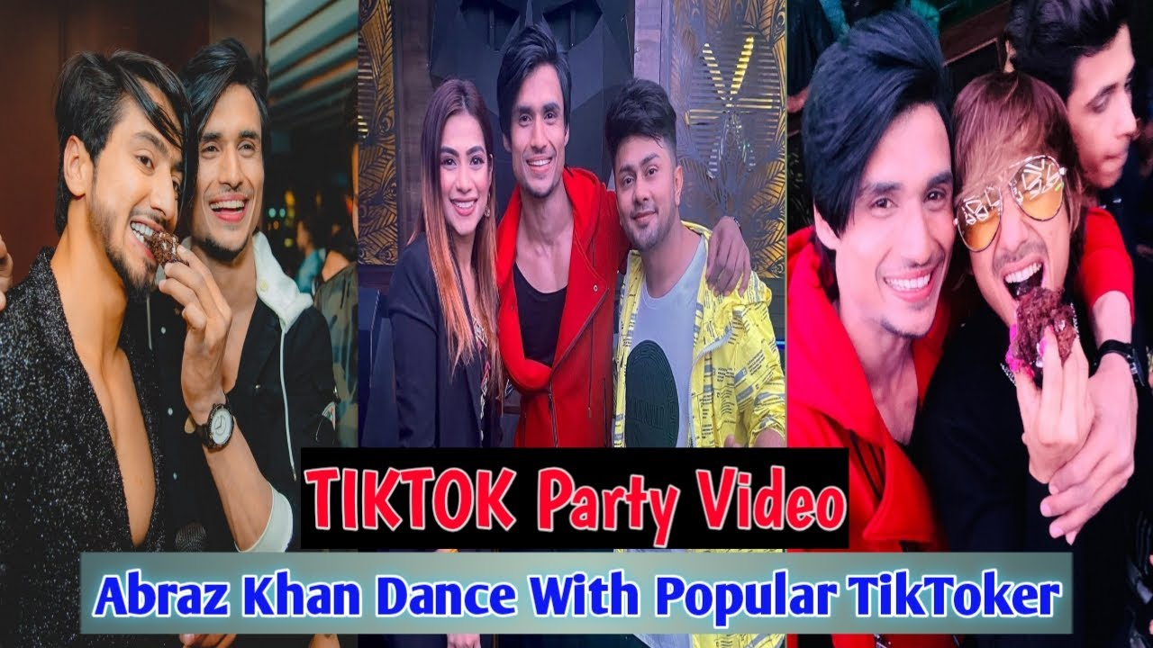 Abraz Khan Dance Video with Popular Tiktoker | Faisu | Awez Darbar | Adnan | Nagma | Ayaan