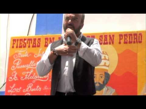 ACTUACION DE PEPE BENAVENTE EN EJIDO POR TELDEENFIESTAS