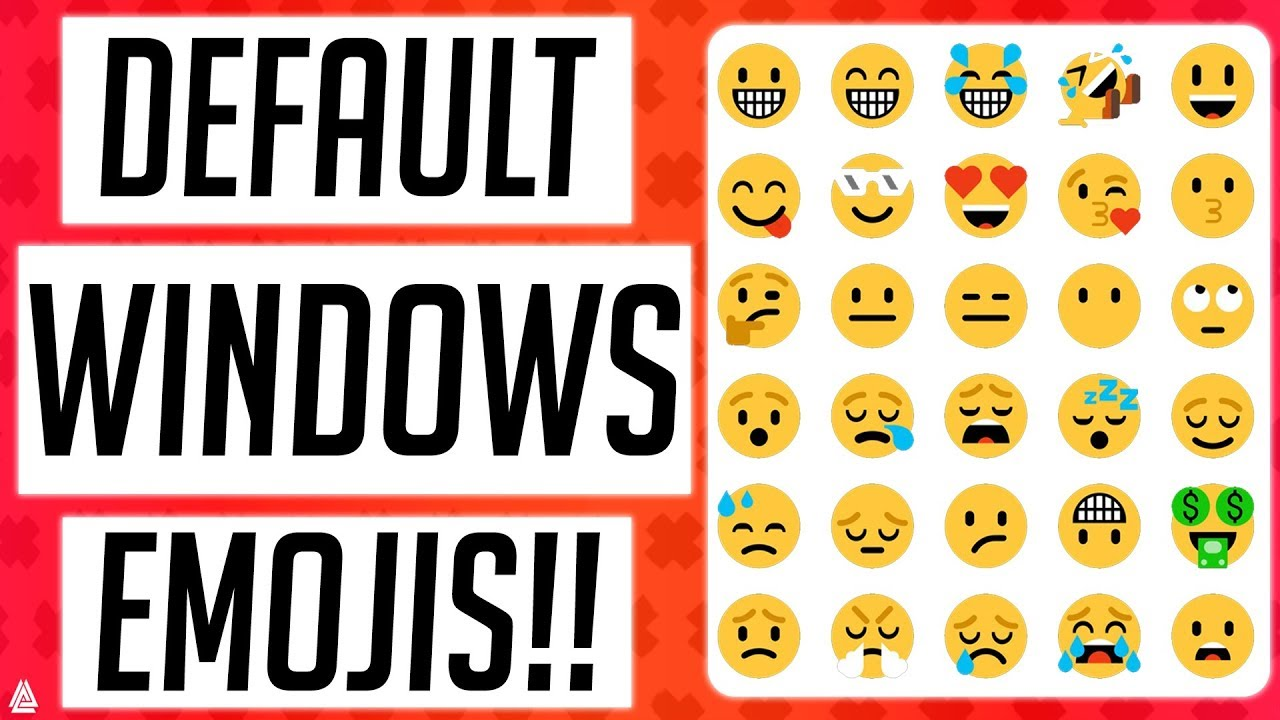 how to get emojis in windows 10 simplest way