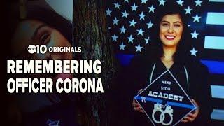 He helped her earn her badge: How an instructor remembers slain Davis Police Officer Natalie Corona