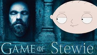 Game of Stewie (Stewie Griffin as Tyrion Lannister) - Game of Thrones / Family Guy Parody