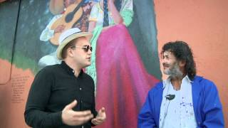 Repeat youtube video Art With Edward - Hector Ponce - The Warhol Of The Walls