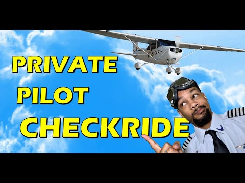 Private Pilot Check Ride