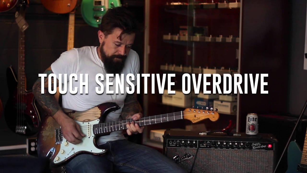 Pettyjohn Electronic PreDrive by Eric Tessmer & Calaveras Guitar Boutique