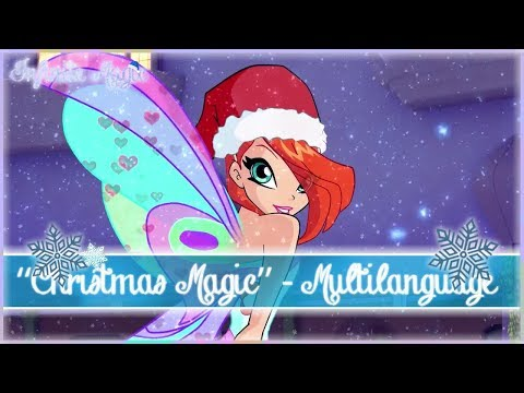 [2017 CHRISTMAS SPECIAL] Winx Club: ''Christmas Magic'' - Multilanguage (25 VERSIONS)