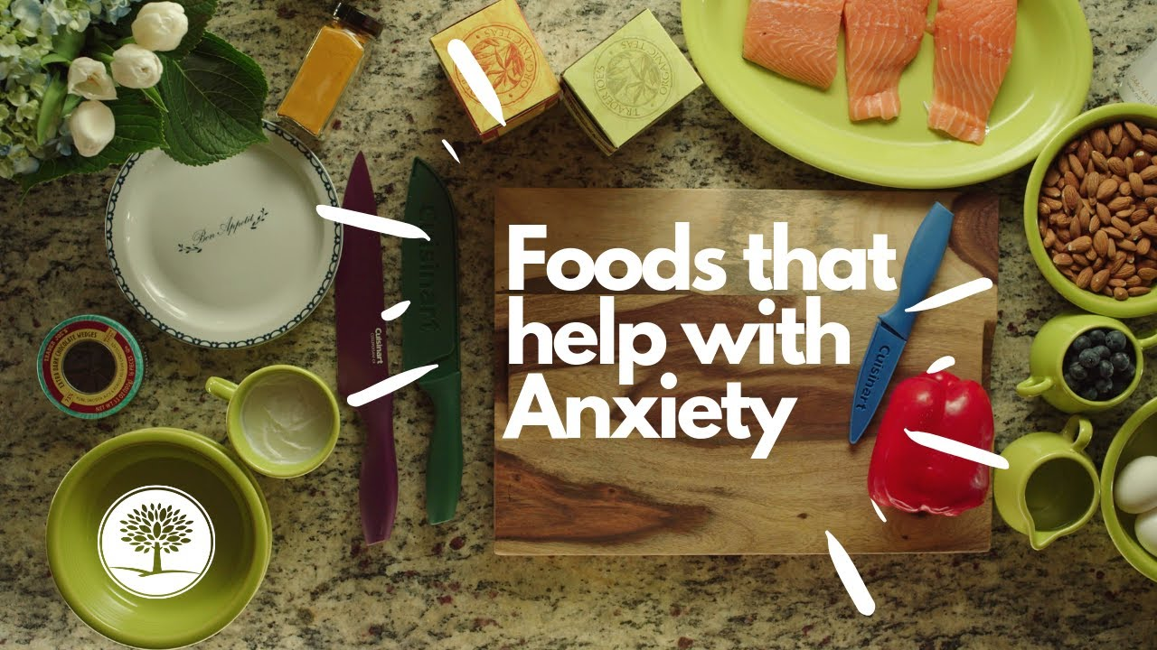 9 Foods That Help With Anxiety | The Recovery Village