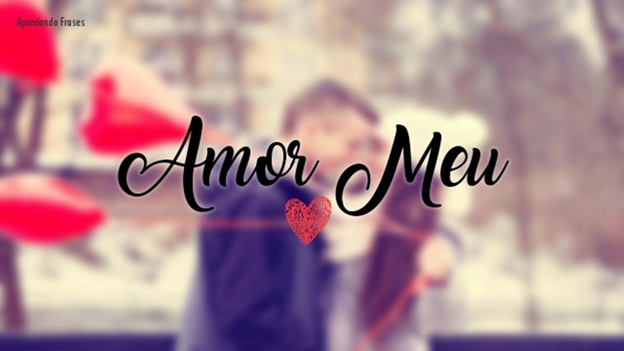 Saudades De VocÊ Amor Youtube: Sinto Saudades, Saudades De Você Amor Meu... 💏