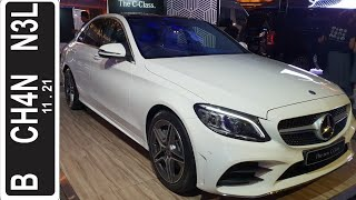 In Depth Tour Mercedes Benz C300 AMG Line [W205] Facelift - Indonesia