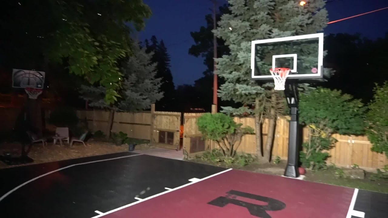 Role: Home Court, a Detailed Look || DIY Backyard ...