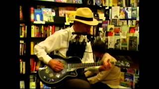 John Long - Goin' Home-stranger Blues Live @ West Side Books On 6/4/14!