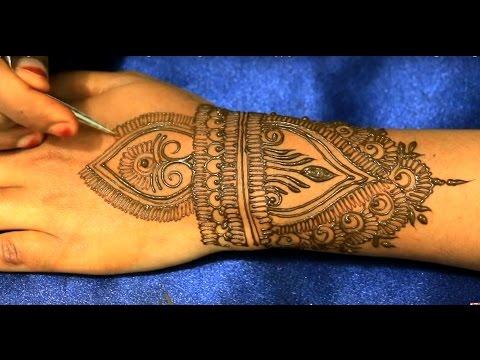 Mehndi Designs By Matroj - YouTube