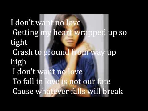 No love keke palmer lyrics