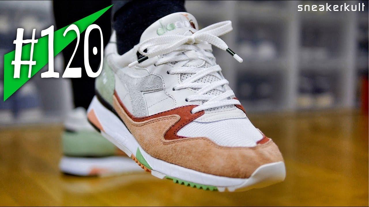 najlepsze trampki specjalne wyprzedaże buty do separacji #120 - Afew x Diadora V7000