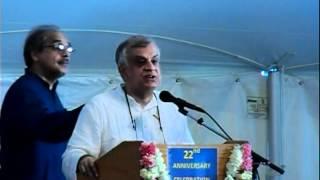 Rajiv Malhotra talk at Arsha Vidya
