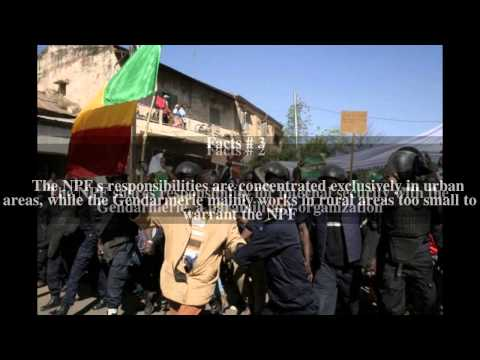 Law enforcement in Mali Top # 5 Facts