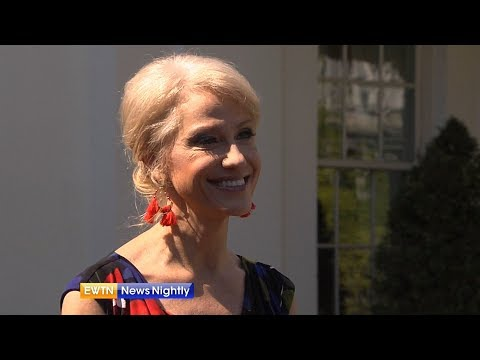 Kellyanne Conway Discusses Her Faith and President Trump's Moral Character - ENN 2018-05-03