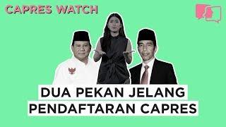Download Video DUA PEKAN JELANG PENDAFTARAN CAPRES - CAPRES WATCH #2 MP3 3GP MP4