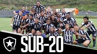 Copa do Brasil sub-20 | Botafogo 3 x 1 Paraná
